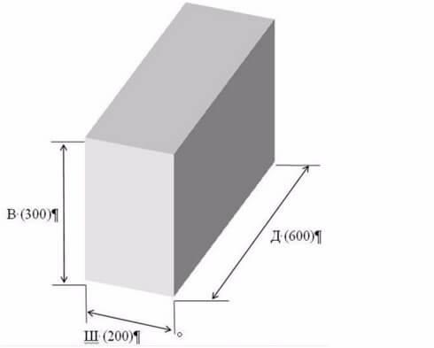1 куб бетона - сколько кг (сколько весит один куб бетона в килограммах), таблица, от чего зависит вес 1 метра кубического бетона