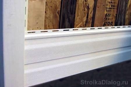 Акриловый сайдинг или виниловый: какой лучше для обшивки дома