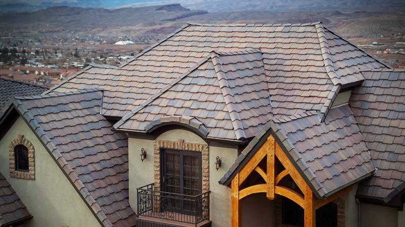 Минимальный угол наклона крыши из металлочерепицы: особенности и расчет