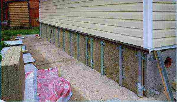 Цокольные панели для отделки дома: монтаж своими руками