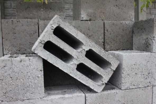 Технология кладки керамзитобетонных блоков