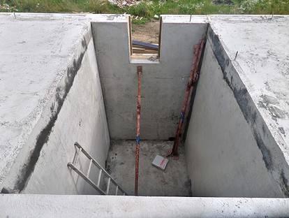 Виды стеновых железобетонных панелей: сборные, монолитные и другие, возможные размеры плит