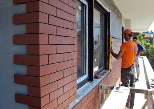 Керамические панели для фасада - плюсы и миннусы