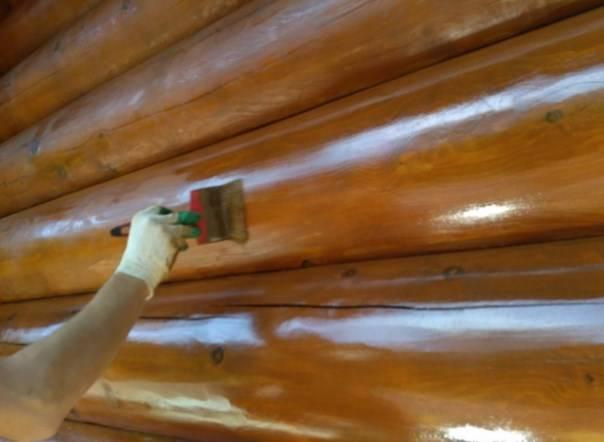 Особенности покраски деревянного дома – какие краски лучше использовать
