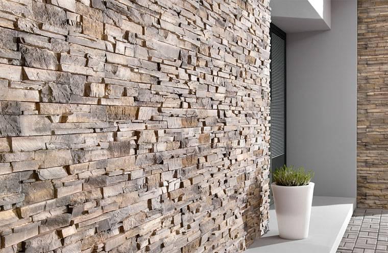 Технология каменной облицовки