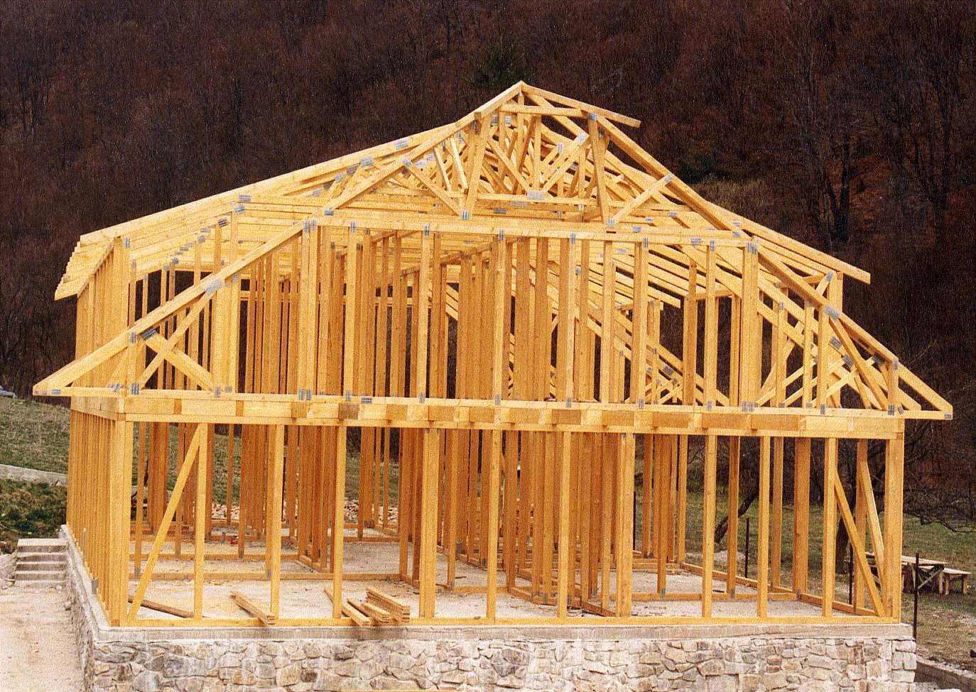 Полезные рекомендации по поиску строителей для каркасного дома