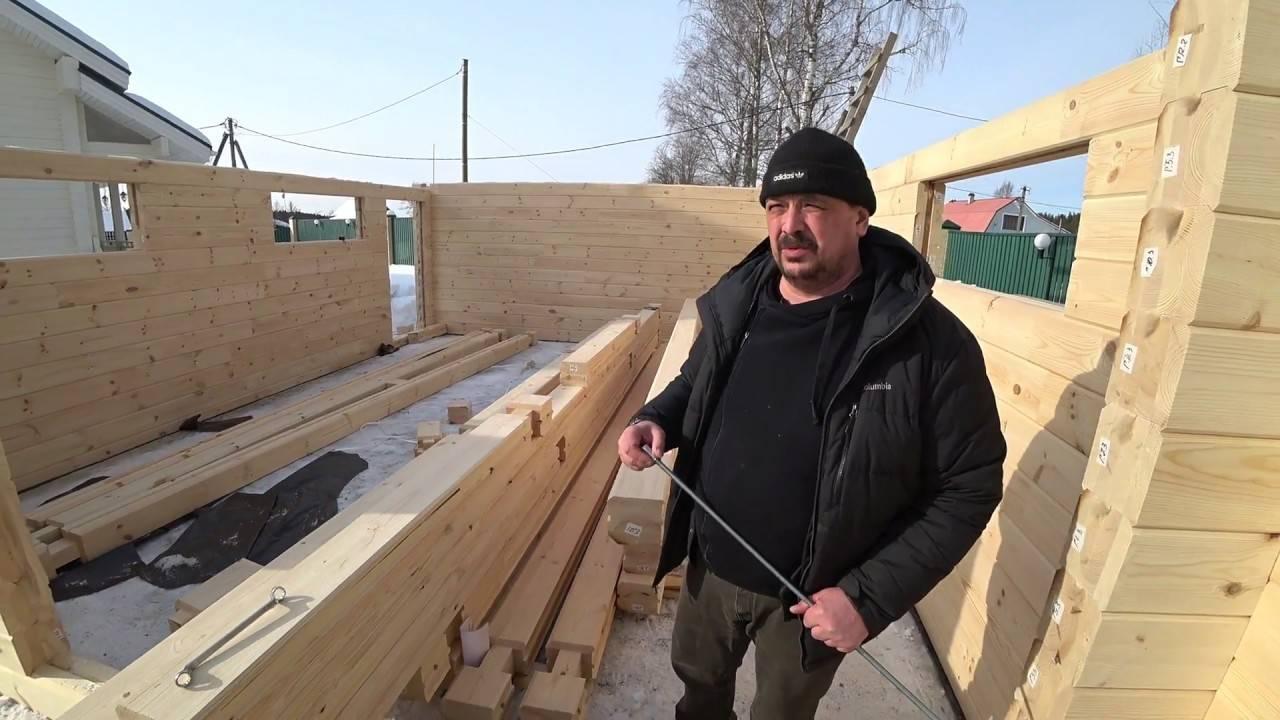 Открытие производства домов из бруса: помещение, оборудование и окупаемость