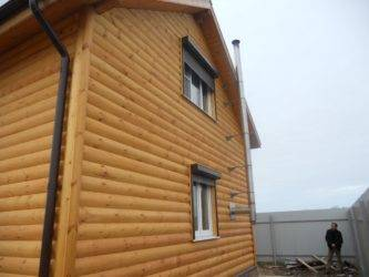 Блок-хаус для внутренней отделки: идеи дизайна комнат