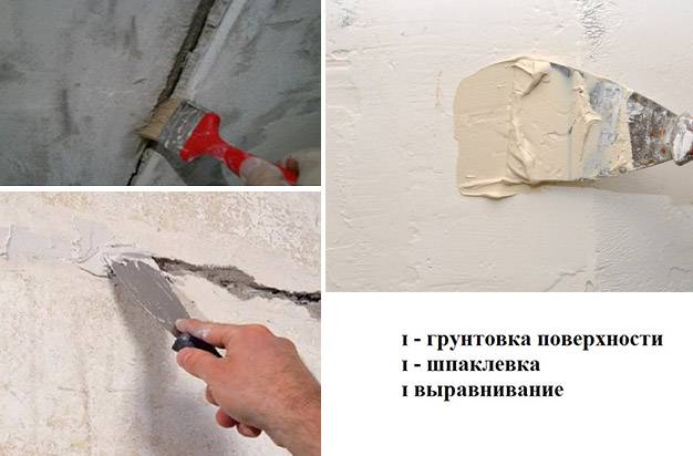Чем заделать дыру в стене из бетона: как лучше задекорировать отверстие перед поклейкой обоев, как сделать ремонт сквозной дыры или варианты замазывания щелей