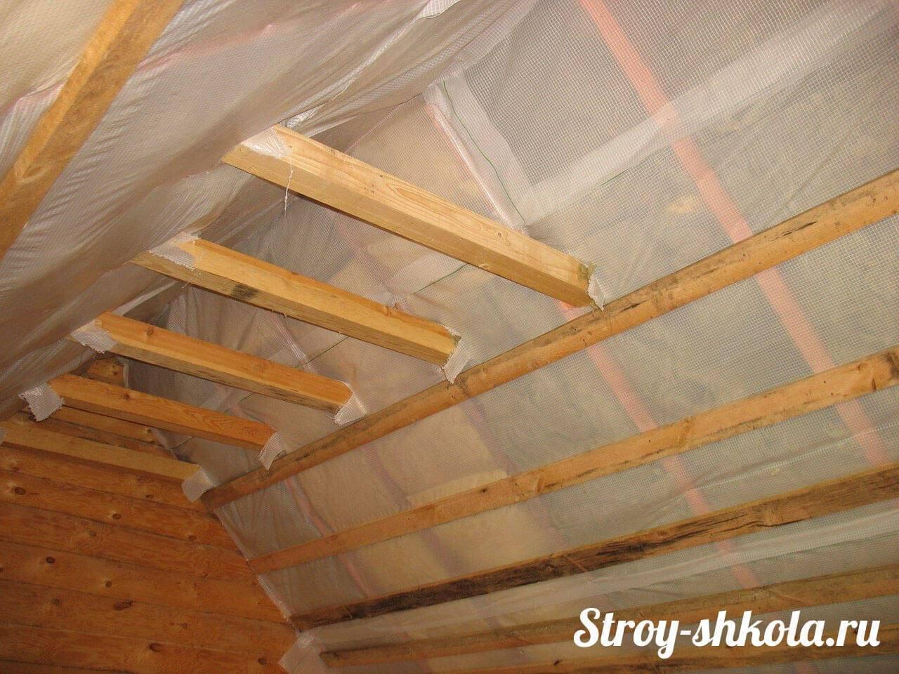 Утепление крыши пенопластом: можно ли использовать, все за и против