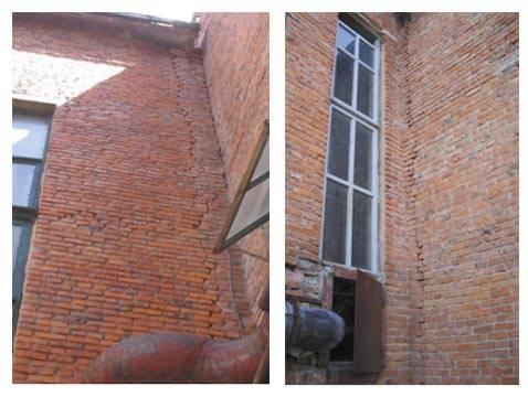 Восстановление кирпичной кладки наружных стен - всё о кирпиче