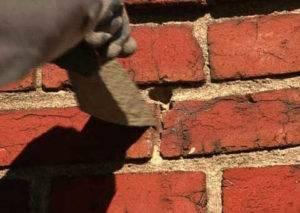 Инъектирование кирпичной кладки: ремонт и реставрация стен с отдельными местами кирпичной кладки