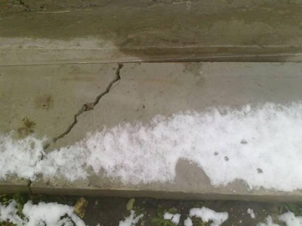 Защита бетона от разрушения на улице. чем покрыть бетон на улице для защиты от разрушения