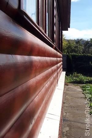 Как покрасить деревянный дом снаружи: 100 фото красивых примеров