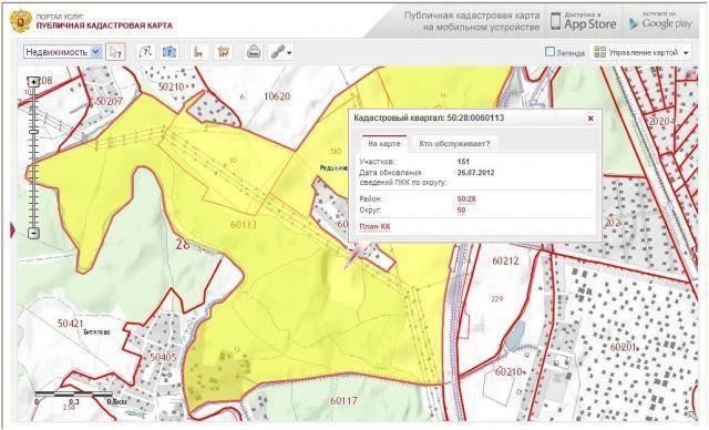Порядок присвоения кадастрового номера земельному участку
