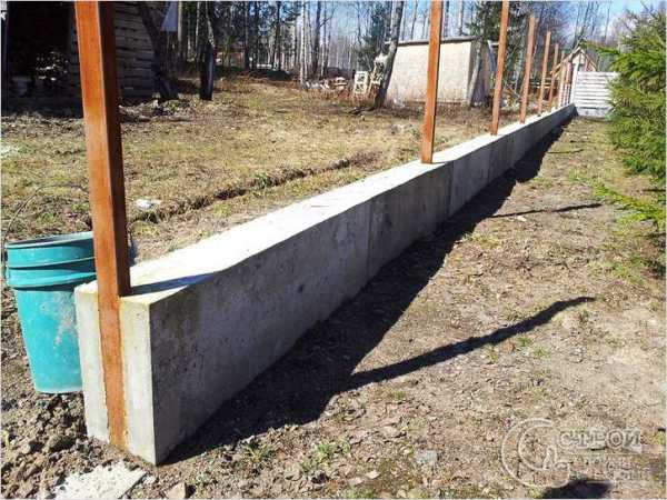 Строим забор из шлакоблока для частного дома: этапы работ, рекомендации, фото
