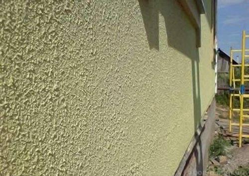 Мокрая штукатурка фасада — технология отделки по шагам (подробные фото) + технические характеристики