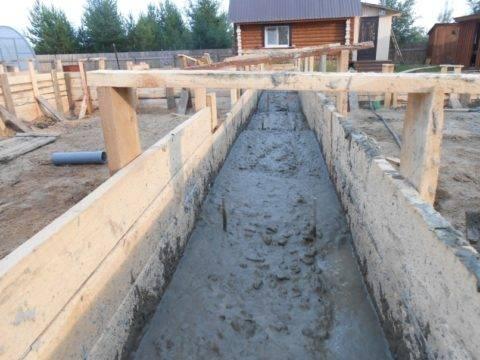 Марка бетона для фундамента частного дома: советы по выбору