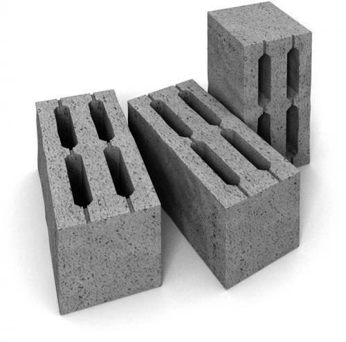 Полнотелые шлакоблоки: цена за штуку, сколько весят, возможные размеры (в т.ч. 400х200х200), где применяются изделия