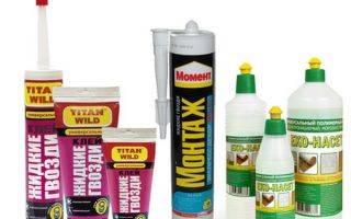 Виды клей-пены для газоблока, плюсы и минусы материалов, расчет количества для кладки