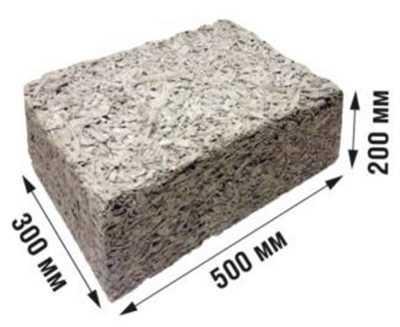 Арболитовые блоки — что это такое, плюсы + минусы, оборудование для изготовления