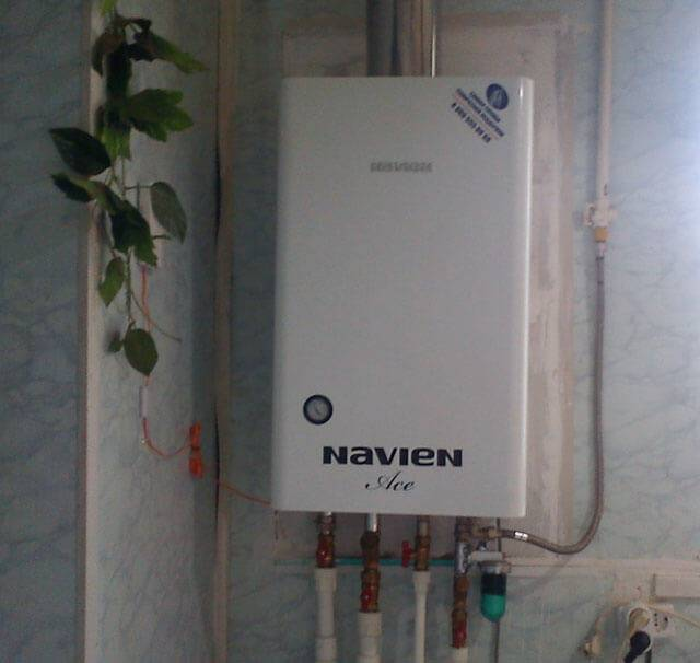 Газовый котел navien deluxe: инструкция по монтажу двухконтурной настенной модели своими руками, а также отзывы владельцев