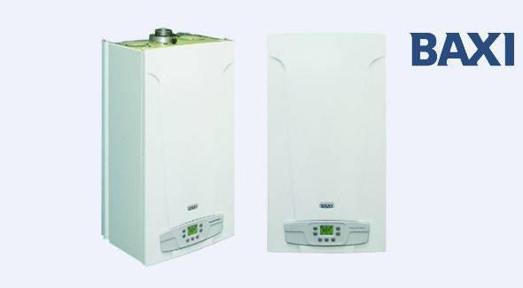 Газовый двухконтурный котел baxi: настенные и напольные варианты мощностью 24 квт с закрытой камерой сгорания, отзывы