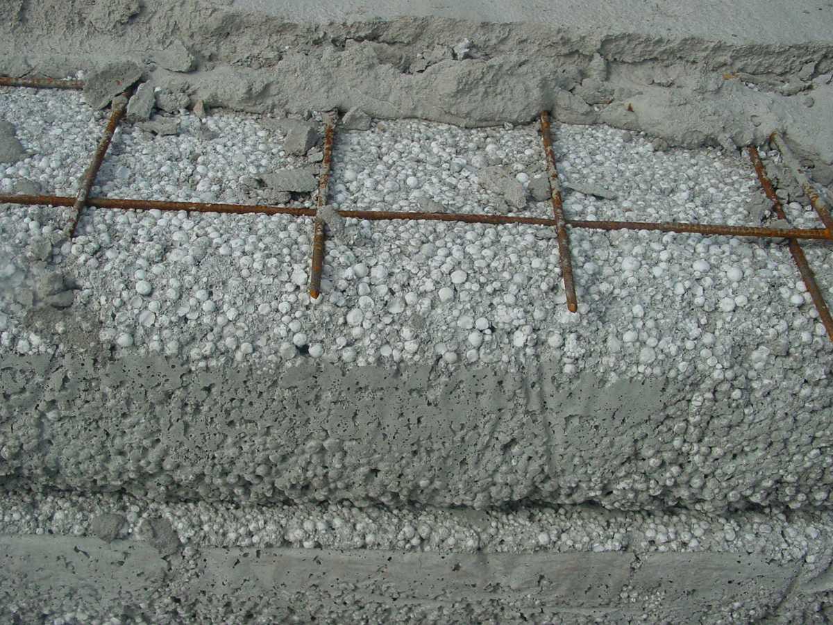 Строительство из полистиролбетона – поэтапный разбор работ