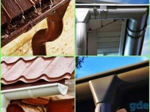 Grand line: обзор технических характеристик водостоков и инструкция по расчету и монтажу