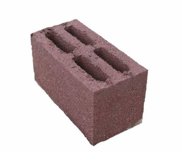 Керамзитобетонные блоки с облицовкой: дома из облицовочных блоков из керамзитобетона, описание цветных блоков