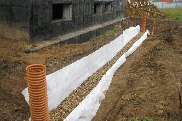 Устройство дренажной канавы: фото — kanalizaciya-stroi