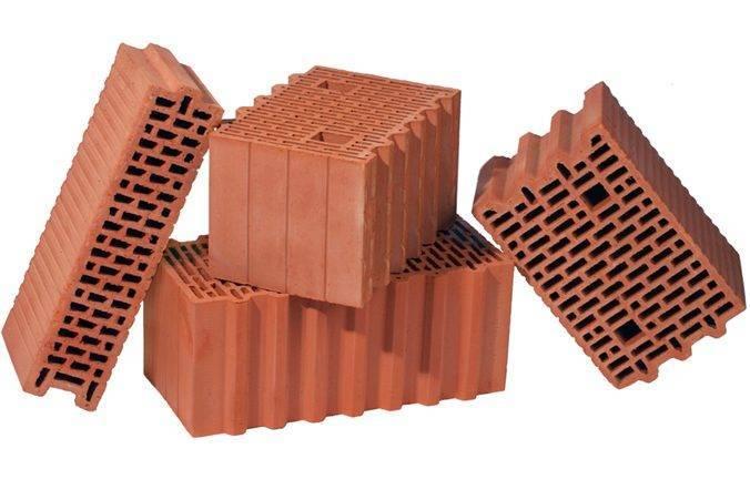 Теплая керамика — недостатки этого материала при кладке стен дома