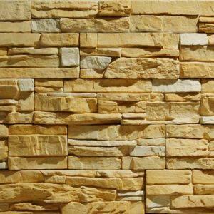 Достоинства и недостатки дикого камня для фасада + технология отделки