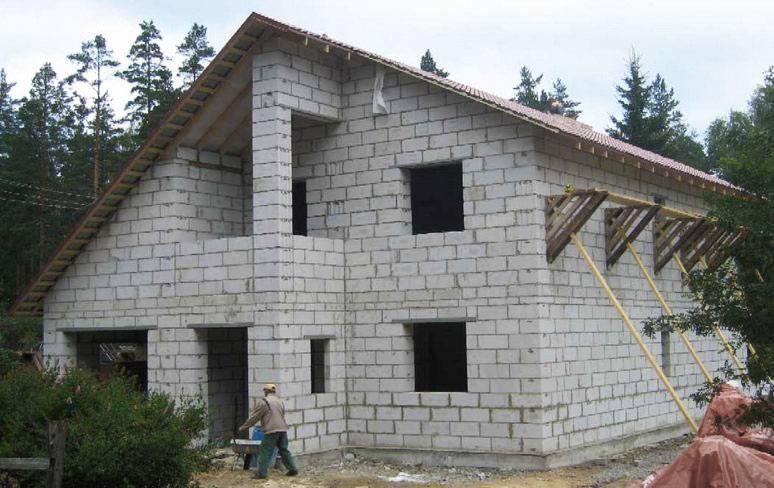 Чем отделать фасад дома из газобетона - статьи от компании xella