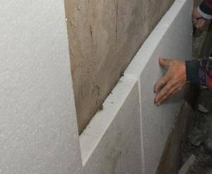 Какая толщина пеноплекса нужна для утепления стен - клуб мастеров