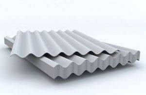 Плоский шифер: цена за лист, размеры, применение, характеристики, плюсы и минусы