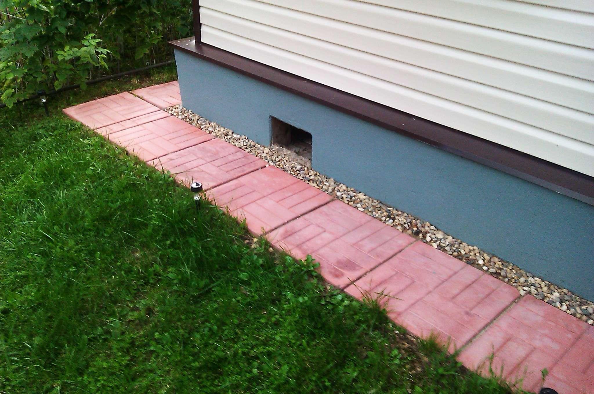 Покраска бетонного пола - выбор краски, технология нанесения