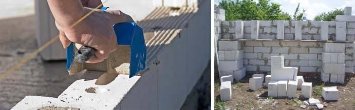 Кладка ракушняка: пропорции раствора для кладки стен из ракушечника, его расход на камень. как правильно класть ракушняк своими руками?