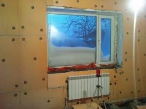 Как правильно утеплить стены изнутри