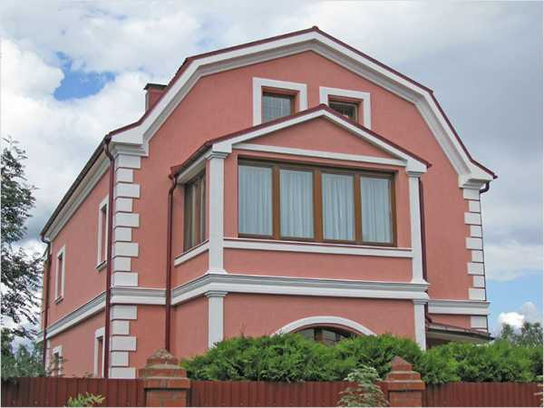 Штукатурка наружных стен дома из кирпича: своими руками, фасада