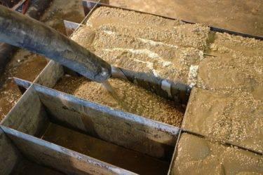 Технология производства бетонных блоков