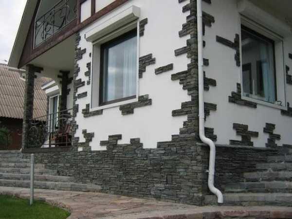 Фасадные панели под камень: пошаговая инструкция монтажа