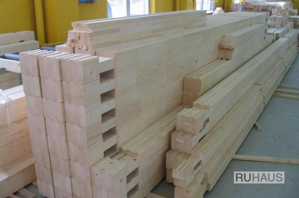 7 ошибок при строительстве дома из клеёного бруса