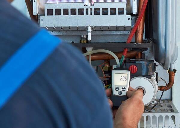 Неисправности газовых котлов будерус и их устранение