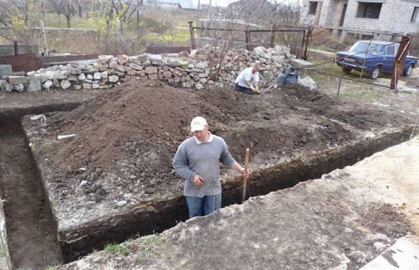 Копать лопатой: как быстро перекопать заросший участок на огороде, вырыть яму или траншею? как правильно копать мерзлую землю?