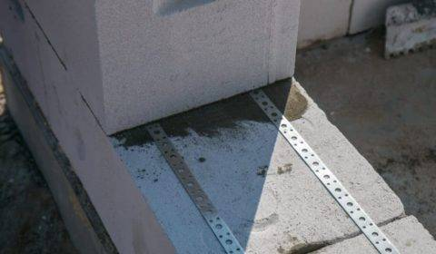 Достоинства и недостатки  стен из газобетонных блоков