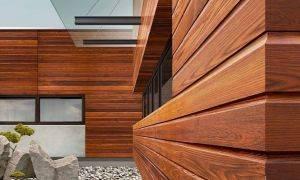 Достоинства и недостатки фасадных панелей под дерево + виды и основные фирмы-производители