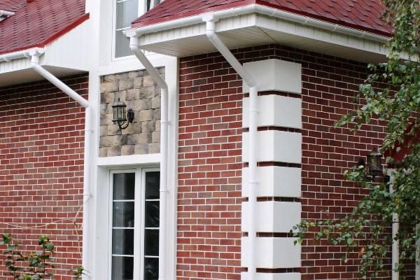 Фасадные панели для загородного дома — как выбрать? 230+ (фото) отделки снаружи (под камень, под кирпич, из дерева)