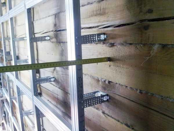 Утепление домаиз бруса своими руками: снаружи и изнутри