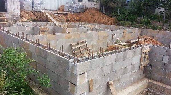 Погреб из кирпича или бетона: особенности и общие правила